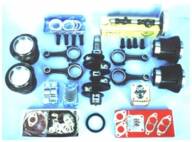 Kit moteur performance 1641cc 66-> potentiel 60 à 85cv