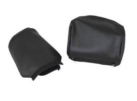 Housse d'appui tête pour COX noire