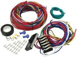 Faisceau électrique simplifié buggy proto