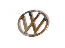 Sigle logo VW chrome pour Combi 73/79 Q+