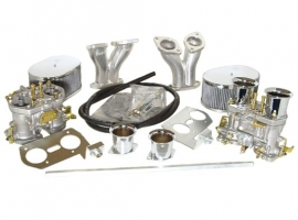 Kit 2 carburateurs EMPI 44 HPMX