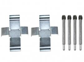 kit montage de plaquette de frein combi T2 et T3 73/87