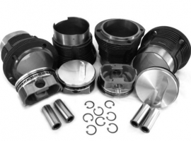 Kit chemises/pistons 103mm X 71 AA performance (2366cc)