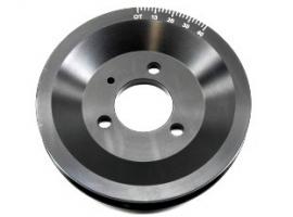 Poulie en aluminium 140mm pour Type 4
