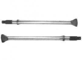 Arbre de roue HD 1967 (la paire)  CB perfo