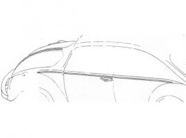 Kit baguette 1200/1300 68-> (logo)
