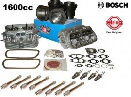 Kit moteur 1600cc complet avec culasses renforcées sans plomb SP95 et SP98
