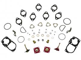 Pochette joint pour 2 carburateurs SOLEX 32/34 PDSIT ( fabrication allemande)