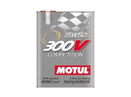 Huile MOTUL 300V compétition 15W50 2L
