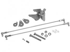 Tringlerie carburateur Weber pour Type 4