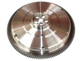 Volant moteur 200mm type 4 acier spécial usiné pour roulement