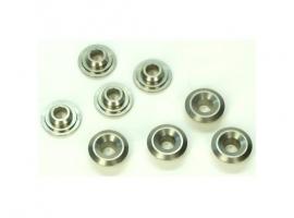 Coupelle de ressort en titane 10 grammes (les 8)