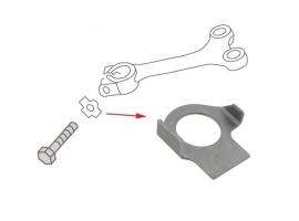Plaquette de sécurité de vis de bras pitman 1200/1300/1500