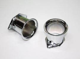 Cornet pour carburateur WEBER IDF 56mm (la paire)