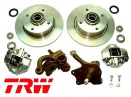 Kit frein à disque avant pour 1200/1300 modèle 66-> option étrier TRW