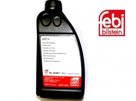 Liquide de frein DOT 4 (1L) FEBI Bilstein Germany