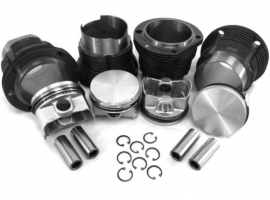 Kit chemises/pistons T4 96 mm X 71mm 2056cc