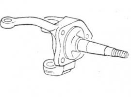 Fusée droite reconditionné pour frein à tambour 1200/1300