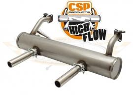 Echappement CSP High-Flow avec préchauffage 1300/1600 66->