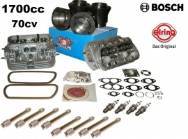 Kit moteur 1700cc 70cv montage direct (sans usinage) sur 1300 et 1600
