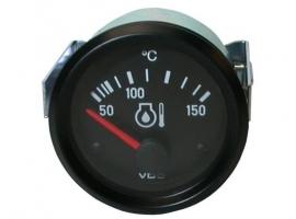 Manomètre de température d'huile VDO