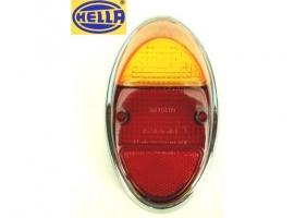 Vitre de feu arrière HELLA 1200 62/73 Q+