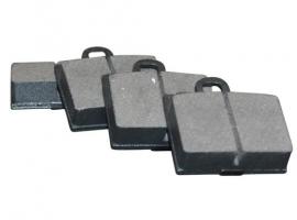 Plaquette de frein carré 1 oreille 67/71
