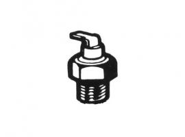 Sonde de température d'huile 10X100 VDO