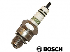Bougie BOSCH W7AC moteur légèrement préparé