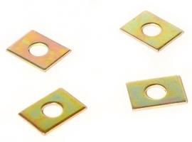 Cales de rampes de culbuteur (4) 0.76mm
