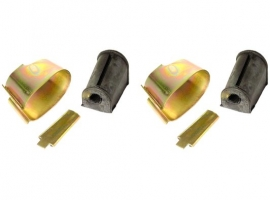 Kit de fixation barre stabilisatrice combi 68/79