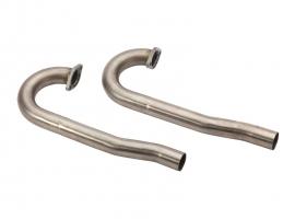 J-tubes inox (la paire)