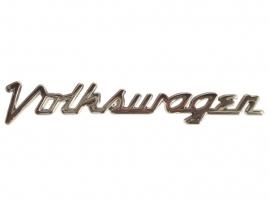 Monogramme VOLKSWAGEN script