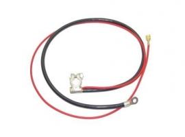Cable de batterie / démarreur + (de qualité)