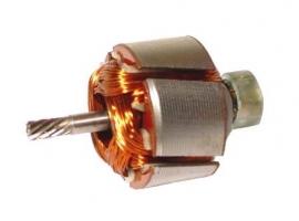 Induit rotor pour moteur essuie glace 6->12V SWF