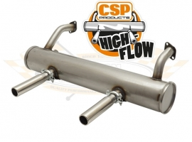 Echappement CSP High-Flow sans préchauffage 1300/1600 66->