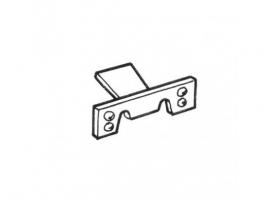 Agrafe pour baguette de marche pied 9mm (les 10)
