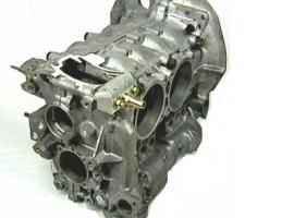 Usinage carter type 4 pour montage turbine Porsche