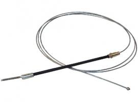 Câble d'embrayage + gaine pour Transporter 80/83