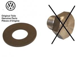 Rondelle en acier ressort de poulie de vilebrequin origine VW
