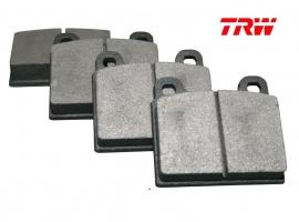 Plaquette de frein pour Combi et Transporter 73/86 qualité TRW