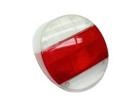 Vitre de feu arrière blanc HELLA 73->  homologué