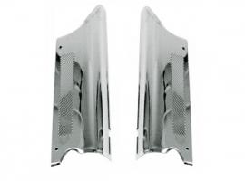 Enjoliveurs de pied de porte vertical (la paire)