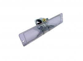 Vitre et support d'éclairage de plaque Combi 59/72