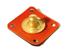 Membrane de pompe de reprise Solex 35x35mm Q+