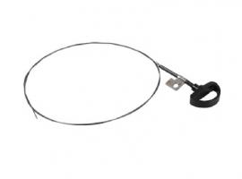 Câble de capot avant avec poignée pour 181
