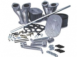 Kit pipe + tringlerie + filtre CB PERFORMANCE