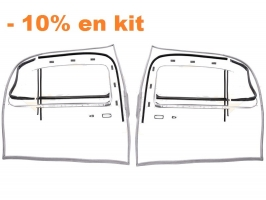 Kit joints pour deux portes cox 65->