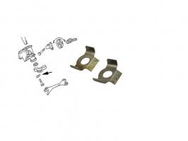 Set de plaquettes de sécurité pour vis de collier de boîtier de direction 1200/1300/1500/mex