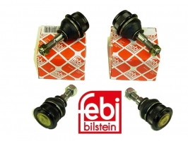 Kit rotule porteuse 66-> Febi Bilstein Q+